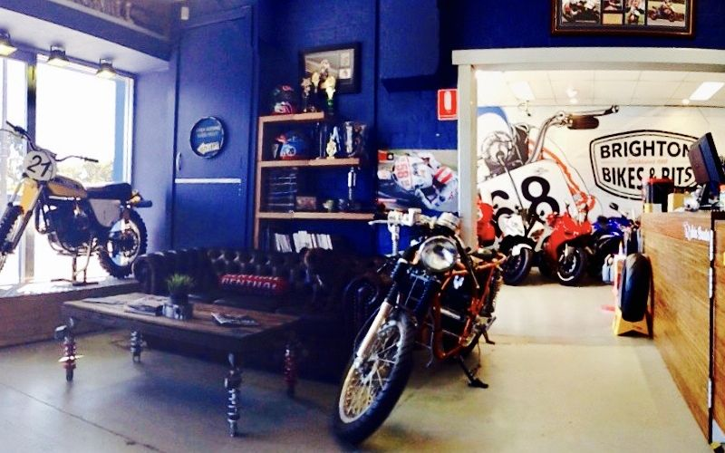 Motorcycle Repair Melbourne